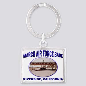 March Air Force Base Keychains