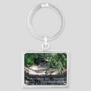 Barton Creek Landscape Keychain