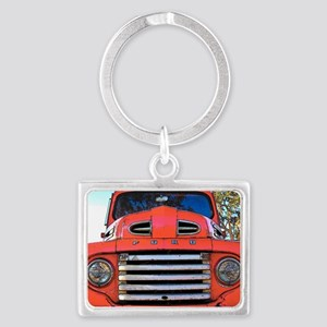 fordctnstraight Landscape Keychain