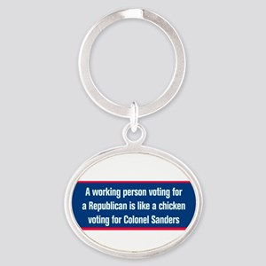 Colonel Sanders-CP Keychains