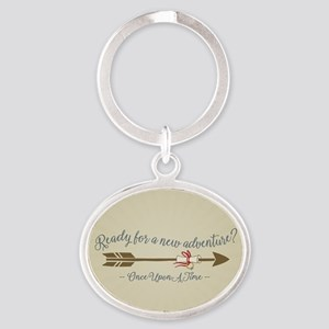 OUAT Ready For A New Adventure Keychains