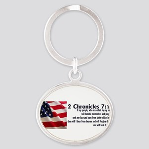 1 chronicles 714 Keychains