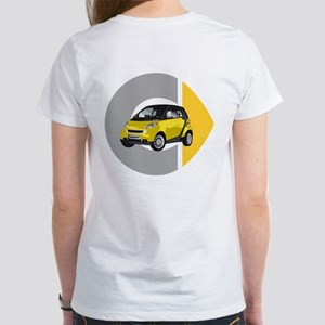 What's Your Color? Yellow Smart Women's T-Shirt