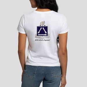 Women's T-shirt w/ 180th Crest Back