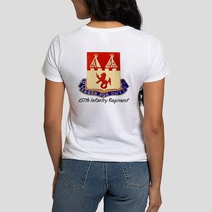 Women's T-shirt w/ 157th Crest