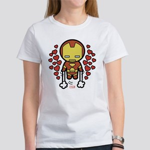Iron Man Hearts Women's Classic T-Shirt