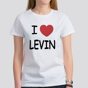 I heart levin Women's T-Shirt