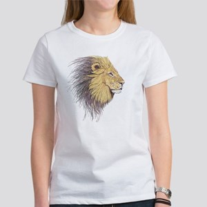 Lion Head Women's T-Shirt