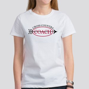 Cross Country Coach Women's T-Shirt