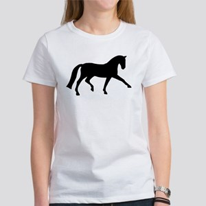 dressage extended trot Women's T-Shirt