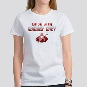 Be My Number One Star Trek T-Shirt