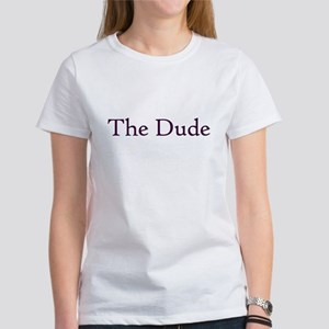 The Dude Ash Grey T-Shirt T-Shirt