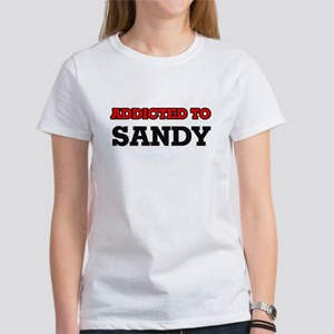 Addicted to Sandy T-Shirt