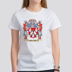 Cullen Coat of Arms - Family Crest T-Shirt