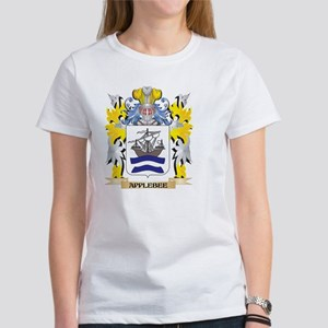 Applebee Coat of Arms - Family Crest T-Shirt