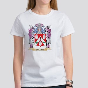 Cullen Coat of Arms (Family Crest) T-Shirt