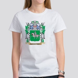 Mccaffrey Coat of Arms - Family Crest T-Shirt
