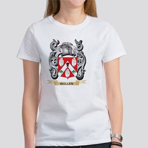 Cullen Family Crest - Cullen Coat of Arms T-Shirt