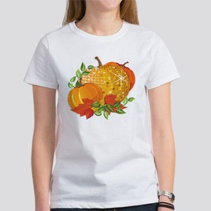 Fall Pumpkins Women's T-Shirt
