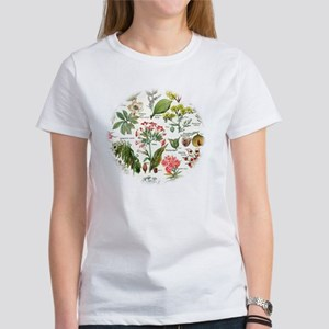Botanical Illustrations - Larousse Women's T-Shirt