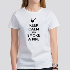 Keep Calm and Smoke a Pipe T-Shirt