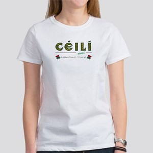 Irish Music Ladies' T-Shirt