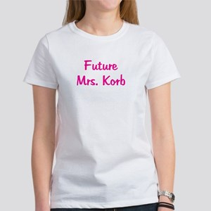 Future Mrs. Korb Women's T-Shirt