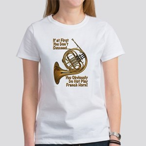 French Horn Perfection Women's T-Shirt