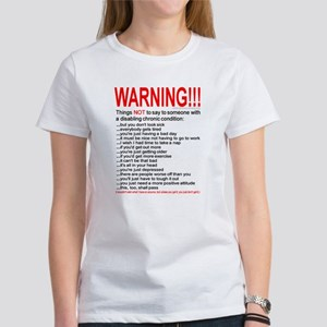 8x10condition_warn1 T-Shirt