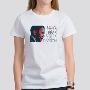 Obama - Red & Blue Women's T-Shirt