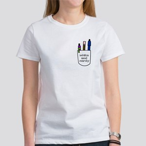 Nerdy Pocket Women's T-Shirt