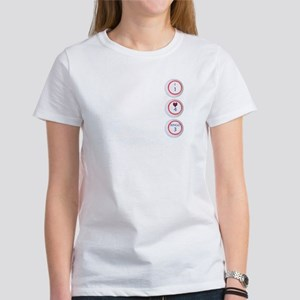 I Love Bingo Women's T-Shirt