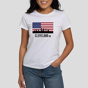 7b4c6df00df1 Cleveland Ohio Women's T-Shirts - CafePress