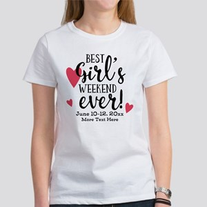 Best Girl's Weekend Ever PD Women's T-Shirt