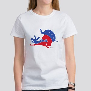 Political Screwing Women's T-Shirt