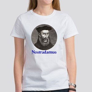 Nostradamus Women's T-Shirts - CafePress