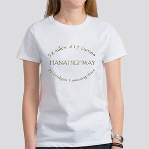 Hana Highway Road Warrior Women's T-Shirt