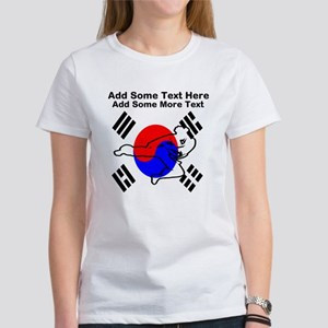 Martial Arts Women's T-Shirt