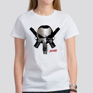 2f368120 Marvel's Punisher Women's T-Shirts - CafePress