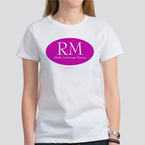 RM Alaska Anchorage Women's T-Shirt