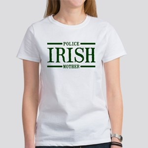 Irish Police Mother Women's T-Shirt