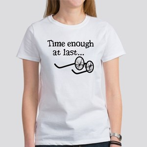 Time Enough At Last Women's T-Shirt
