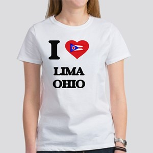 I love Lima Ohio T-Shirt