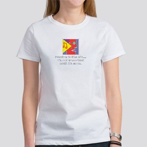 deaf expressions hearing like air T-Shirt