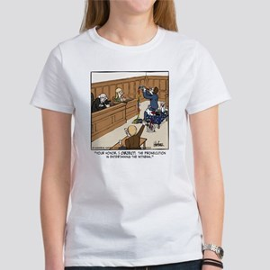 Entertaining the Witness Women's T-Shirt