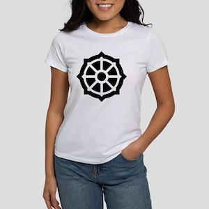 Buddhist Symbol Women's Classic T-Shirts - CafePress
