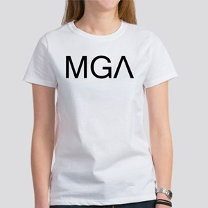 """MGA"" Women's T-Shirt"