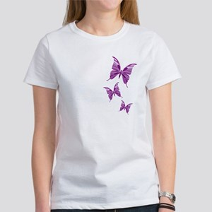 Stellar Butterfly Kisses Women's T-Shirt