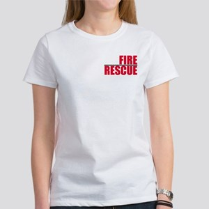 Firefighter Prayer Women's T-Shirt