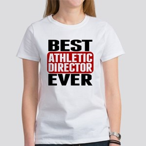 Best Athletic Director Ever T-Shirt